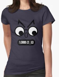 Nerds Rule Womens Fitted T-Shirt