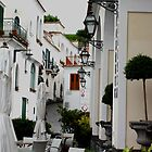 Resturant, Minora,Italy by Deb Gibbons