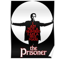 The Prisoner - I AM NOT A NUMBER! Poster