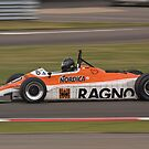 1982 Arrows A4 (Abbott) by Willie Jackson