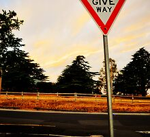 {Give Way} by Kate Caston