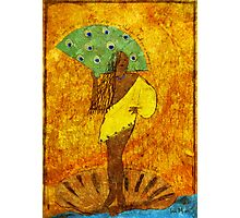 Oshun, Santeria Goddess of Love Photographic Print