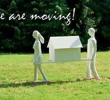 We are moving house! by steppeland