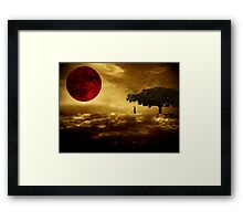 The Prophet Framed Print
