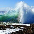 Sunday Splash by Paul Manning
