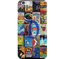 Disneyland Attraction Posters - Gone, but Not Forgotten iPhone Case/Skin