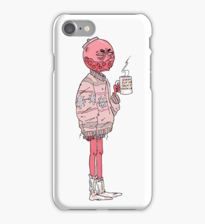 Not A Morning Person iPhone Case/Skin