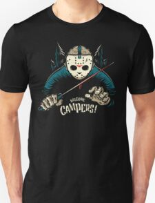 Welcome Campers! T-Shirt