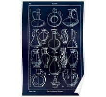 A Handbook Of Ornament With Three Hundred Plates Franz Sales Meyer 1896 0348 Vases Lip Spout Pitcher Inverted Poster