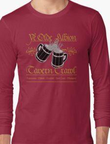 Fable - Albion Tavern Crawl Long Sleeve T-Shirt