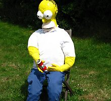 """""""D'oh! Fetch Me Another Beer Marge """" by wiggyofipswich"""