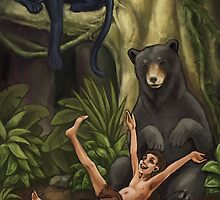 The Jungle Book by Rachel Laughman