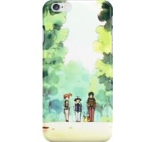 Ash and Friends! iPhone Case/Skin