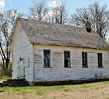 A One-Roomed Schoolhouse by Martha Sherman