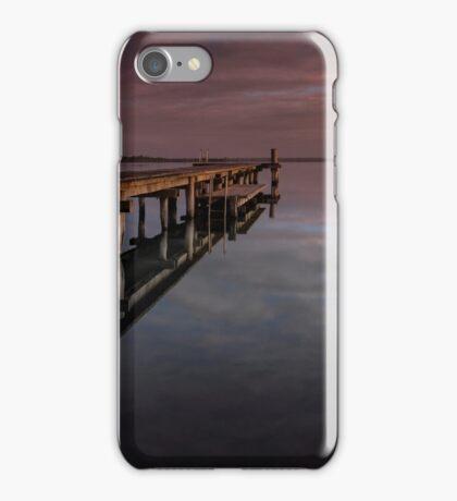 STILL MORNING iPhone Case/Skin