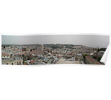 Old City - Jerusalem, Israel Poster