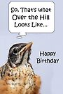Happy Birthday Card by Brian Dodd