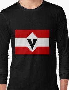 "Iron Sky - Propaganda ""V"" Long Sleeve T-Shirt"