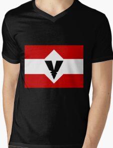 "Iron Sky - Propaganda ""V"" Mens V-Neck T-Shirt"