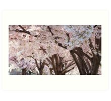 Scented Canopy Art Print