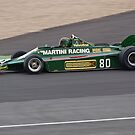 1979 Lotus 80 by Willie Jackson