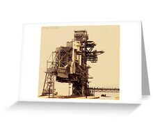 Launch Pad Greeting Card