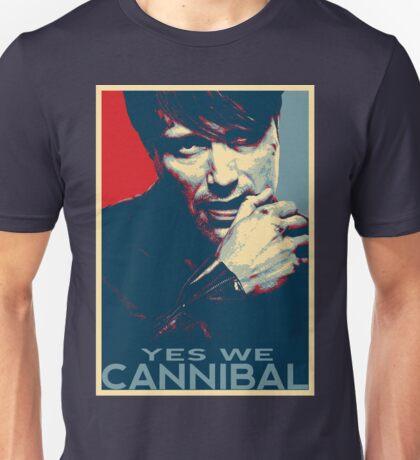 Yes We Cannibal! Unisex T-Shirt