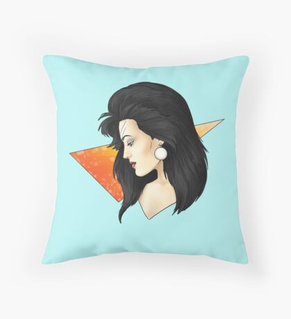 Jetta - The Misfits Throw Pillow