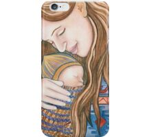 Sleep Tight My Love iPhone Case/Skin