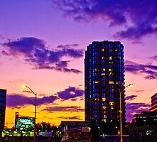 sunset  by Maryamtoson