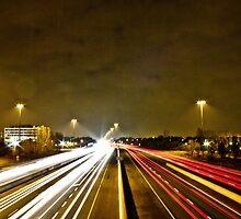 street lights  by Maryamtoson