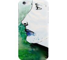 the salt stuck to my lips iPhone Case/Skin