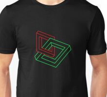 connected 2 Unisex T-Shirt