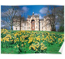 Springtime at the Castle Poster