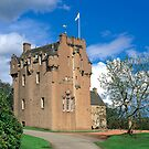 Crathes Castle by derekwallace