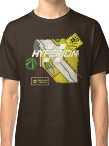 Hyperion Explosives Expert Classic T-Shirt