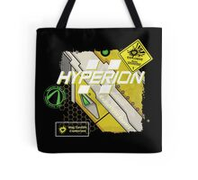 Hyperion Explosives Expert Tote Bag