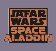 Jafar Wars: Space Aladdin Kids Tee