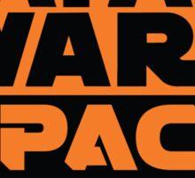 Jafar Wars: Space Aladdin Sticker