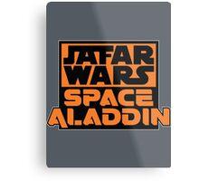 Jafar Wars: Space Aladdin Metal Print