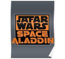 Jafar Wars: Space Aladdin Poster