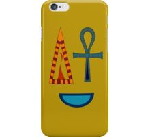 Egyptian #1 iPhone Case/Skin