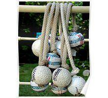 ladder golf Poster