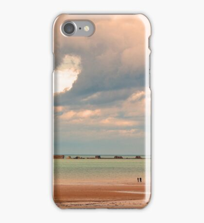Gold Beach, Normandy - 69 Years after D-Day  iPhone Case/Skin
