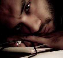 The eyes that Speaks by Shreedeep Rayamajhi