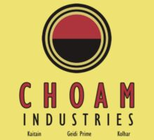 CHOAM Industries Kids Clothes