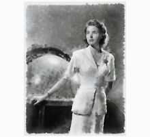 Ingrid Bergman by John Springfield Unisex T-Shirt