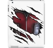 The Ant Man Within iPad Case/Skin