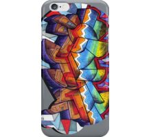 Abstract Bubble S 7 iPhone Case/Skin