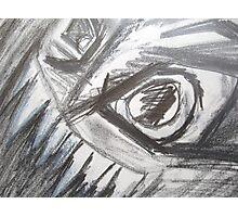 Anger.. Photographic Print